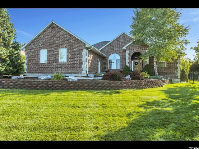 158 E Cottonwood Loop, Saratoga Springs, UT 84045 (#1623509) :: Colemere Realty Associates