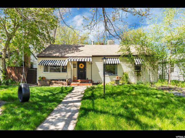 309 N 1200 W, Salt Lake City, UT 84116 (#1623536) :: Exit Realty Success