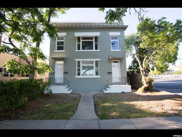 217 E 600 S, Salt Lake City, UT 84111 (#1623552) :: RE/MAX Equity