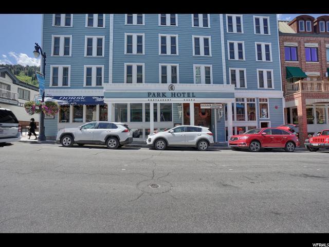 605 Main St #406, Park City, UT 84060 (#1623559) :: Red Sign Team