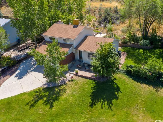 3150 E Nutree Dr, Cottonwood Heights, UT 84121 (#1623581) :: Action Team Realty
