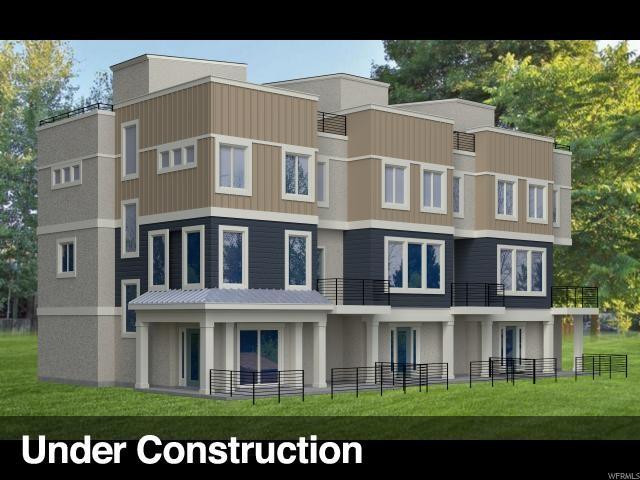 4744 S Hillhouse Cove #101 #16, Murray, UT 84107 (#1623585) :: Bustos Real Estate | Keller Williams Utah Realtors