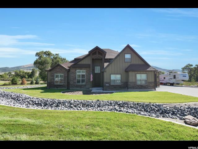 3942 N Rivers Edge Rd E, Eden, UT 84310 (#1623599) :: Colemere Realty Associates