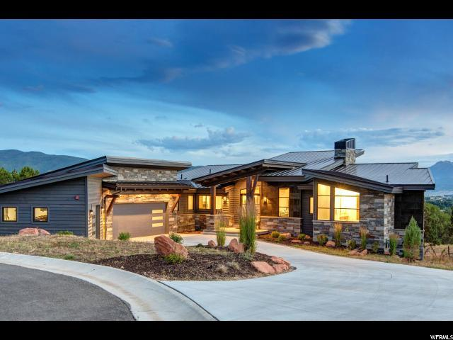 675 N Bald Mountain Cir (Lot 269) #269, Heber City, UT 84032 (MLS #1623605) :: High Country Properties