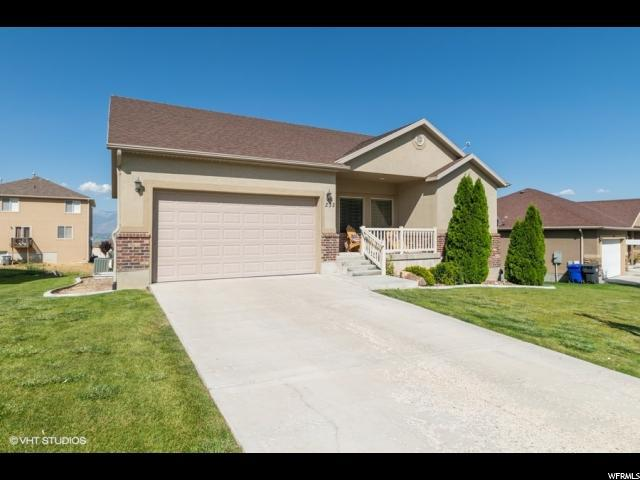 232 W Cooper Ave S, Saratoga Springs, UT 84045 (#1623613) :: The Fields Team