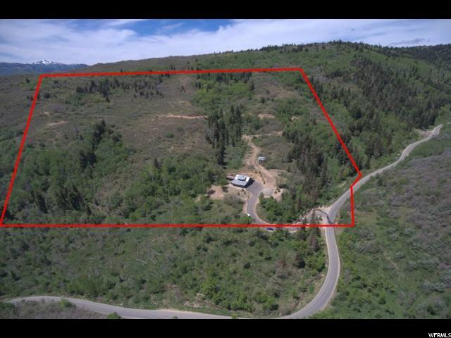 1125 Tollgate Canyon Rd, Wanship, UT 84017 (MLS #1623615) :: High Country Properties