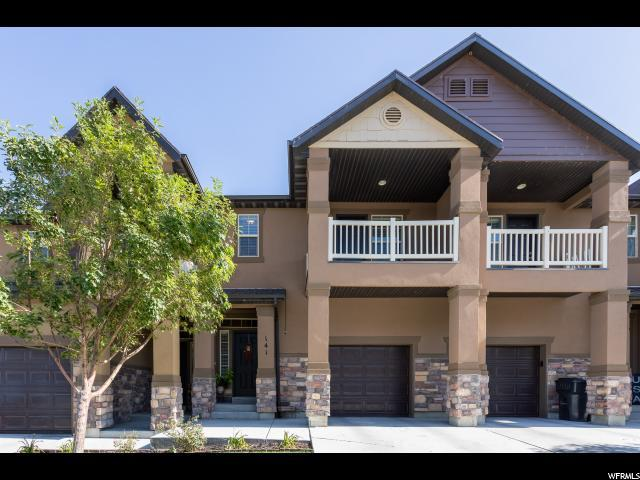 141 E Carbonell Way, Saratoga Springs, UT 84045 (#1623644) :: RE/MAX Equity