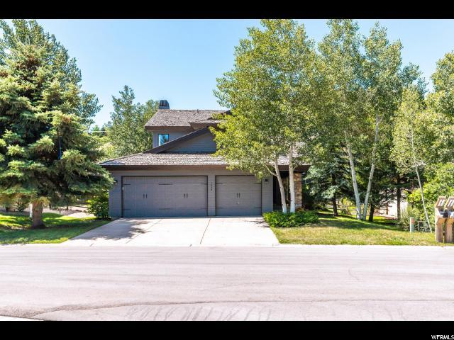 1648 W Silver Springs Rd S, Park City, UT 84098 (MLS #1623646) :: High Country Properties