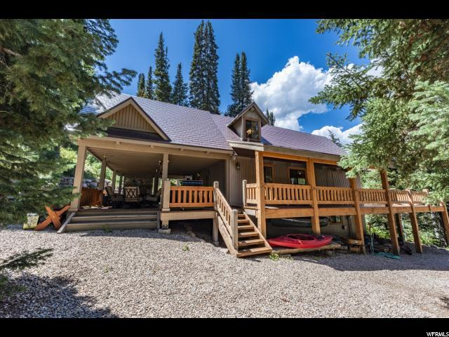 429 Piney Dr, Oakley, UT 84055 (MLS #1623660) :: High Country Properties