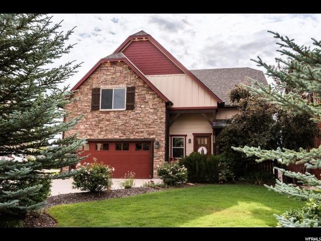 1126 N Springer View Dr W, Midway, UT 84049 (MLS #1623670) :: High Country Properties
