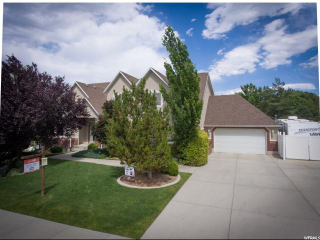 13959 S Arrow Creek Dr, Draper, UT 84020 (#1623702) :: Pearson & Associates Real Estate