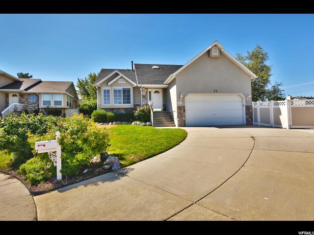 2010 Bengal Hills Cv, Salt Lake City, UT 84121 (#1623708) :: RE/MAX Equity