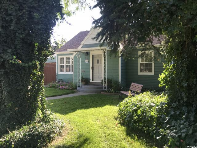 4636 S Brown St, Murray, UT 84107 (#1623714) :: Action Team Realty