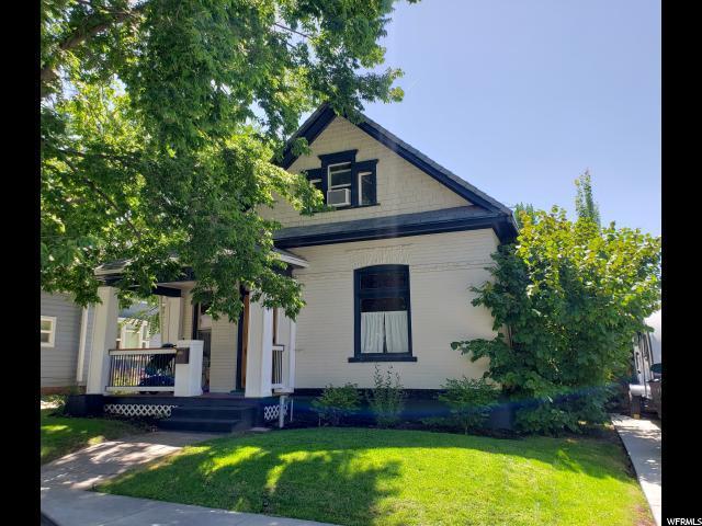 856 E Harrison Ave S, Salt Lake City, UT 84105 (#1623721) :: Colemere Realty Associates