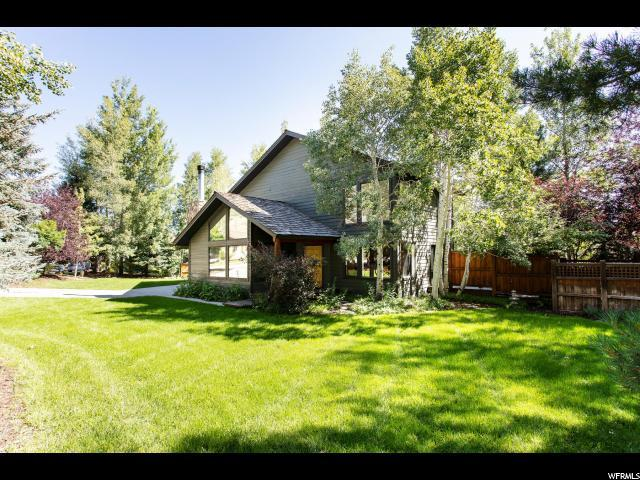 5117 Heather Ln, Park City, UT 84098 (MLS #1623724) :: High Country Properties
