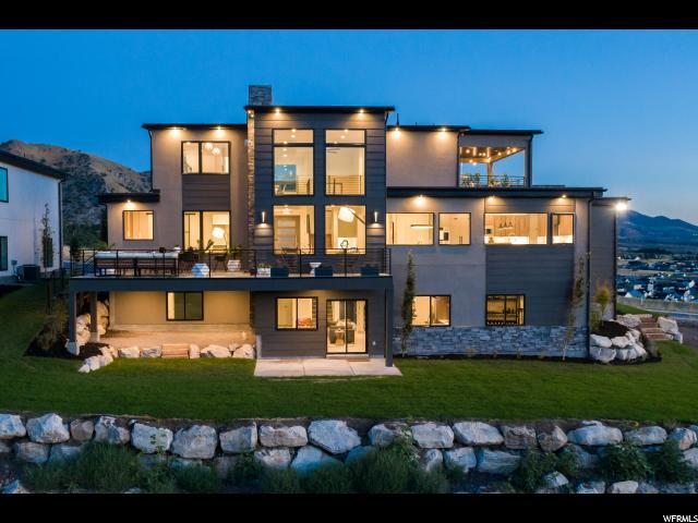 7321 W Summit Crest Cir, Herriman, UT 84096 (#1623727) :: Red Sign Team
