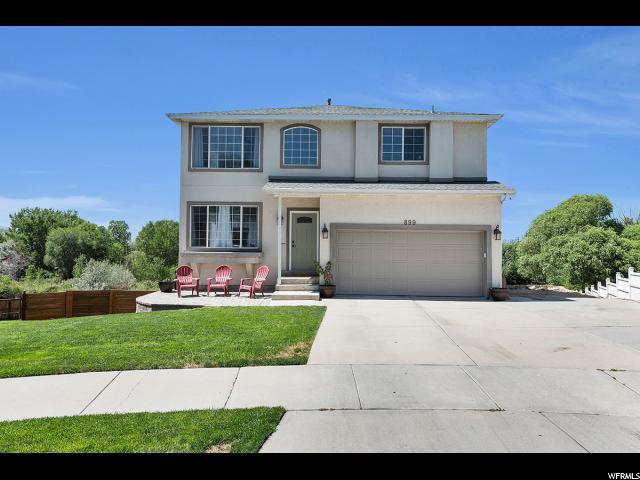 899 E Curlew Cir, Draper, UT 84020 (#1623735) :: Exit Realty Success
