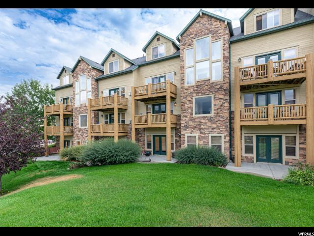 5063 E Lake View Dr #1007, Eden, UT 84310 (#1623739) :: Colemere Realty Associates