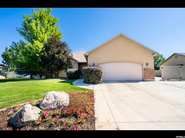 6682 W Canterbury Ln, Highland, UT 84003 (#1623749) :: Red Sign Team
