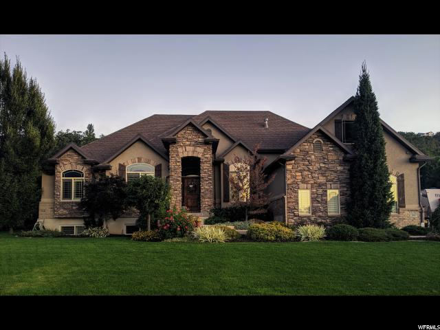 2467 E 8200 S, South Weber, UT 84405 (#1623762) :: Doxey Real Estate Group