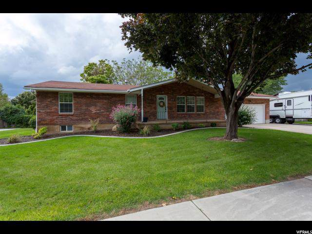 890 S Wolf Hollow Dr E, Spanish Fork, UT 84660 (#1629534) :: Exit Realty Success