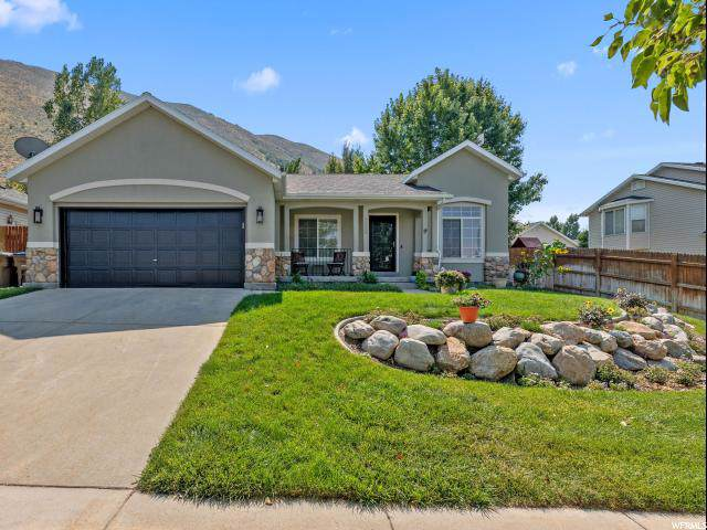 222 E Steep Mountain Dr, Draper, UT 84020 (#1629692) :: The Fields Team