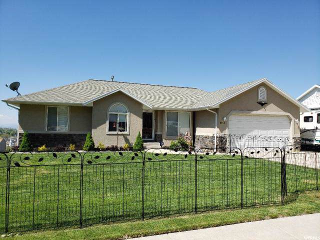 921 N 600 E, Springville, UT 84663 (#1629702) :: Red Sign Team