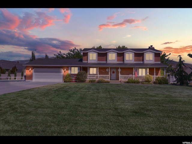 1189 S Sunset Dr W, Kaysville, UT 84037 (#1629722) :: Keller Williams Legacy