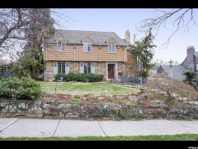 1380 E Harvard, Salt Lake City, UT 84105 (#1629728) :: RE/MAX Equity