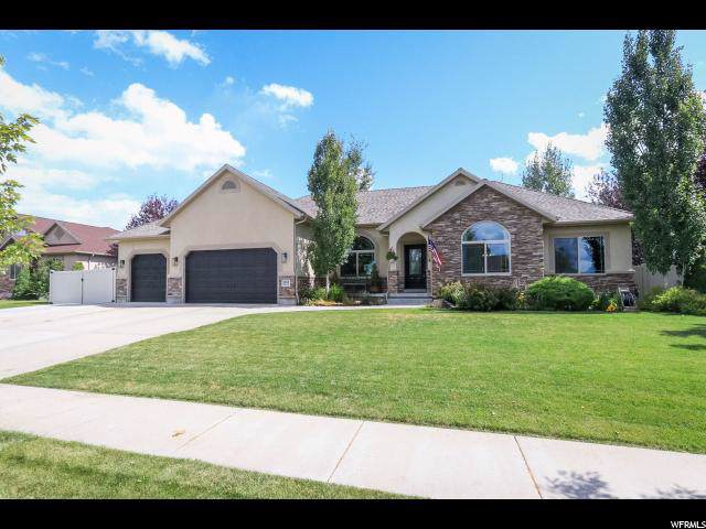1051 Cobblestone Dr, Heber City, UT 84032 (MLS #1629754) :: High Country Properties