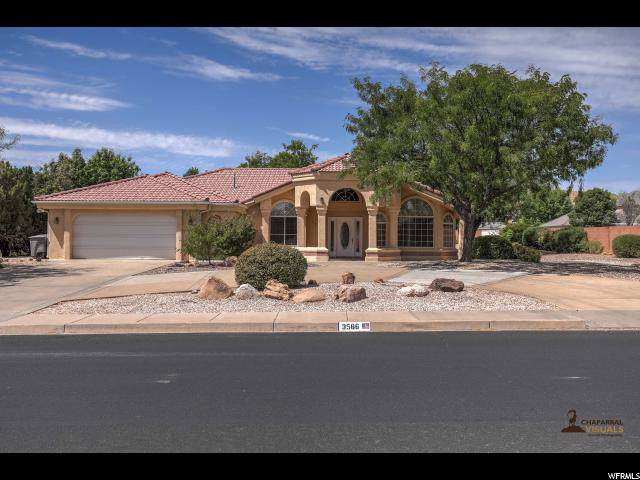 3566 S 1550 W, St. George, UT 84790 (#1629761) :: Colemere Realty Associates