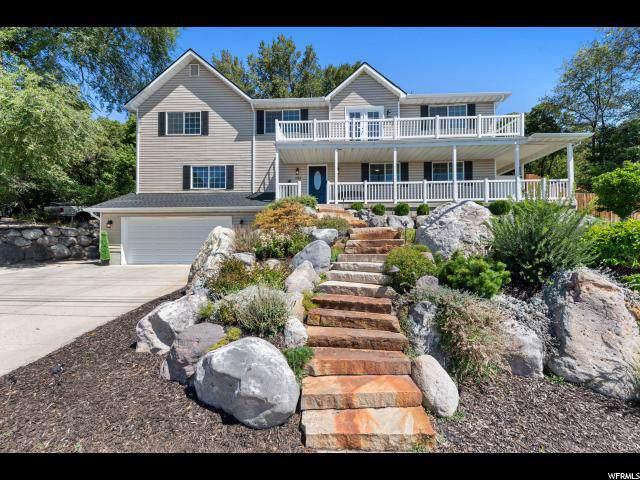 1594 N Main St, Farmington, UT 84025 (#1629786) :: Bustos Real Estate | Keller Williams Utah Realtors