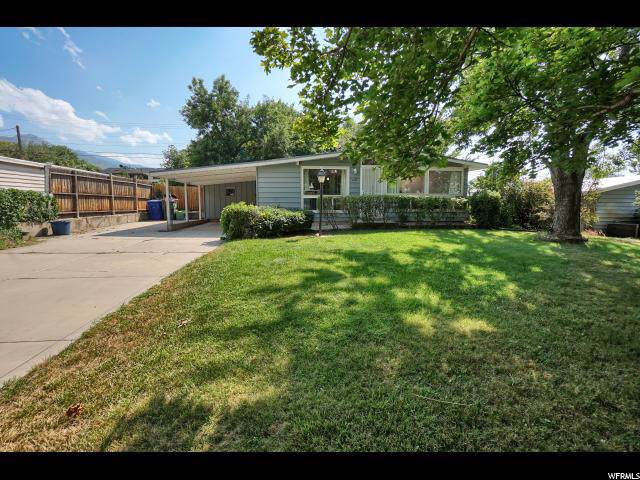 1115 E Rancho Blvd, Ogden, UT 84404 (#1629794) :: Colemere Realty Associates