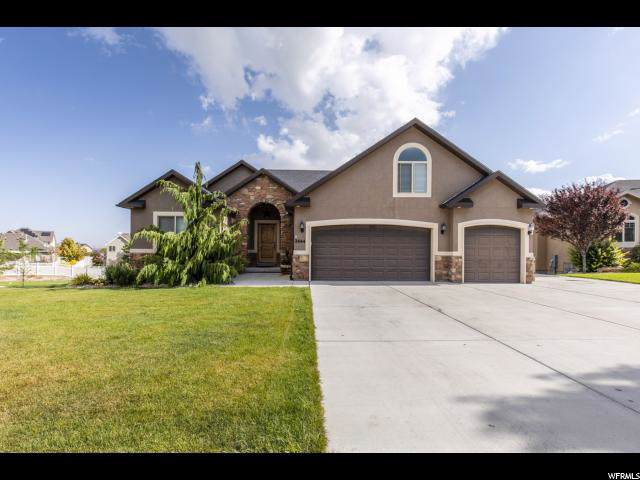 2444 S Honeysuckle Dr W, Saratoga Springs, UT 84045 (#1629858) :: Big Key Real Estate