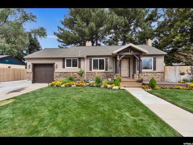 1567 E 2100 S, Salt Lake City, UT 84105 (#1629880) :: RE/MAX Equity