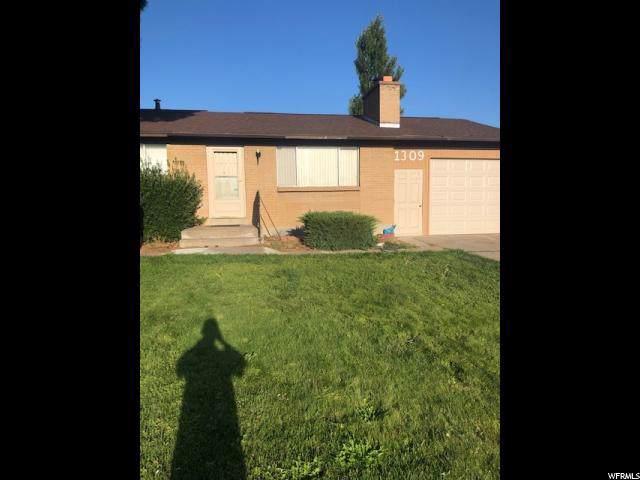 1309 S 675 W, Woods Cross, UT 84087 (#1629907) :: Bustos Real Estate | Keller Williams Utah Realtors