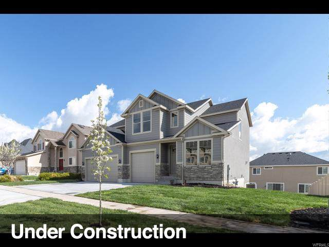 3021 S Hollow Way, Saratoga Springs, UT 84045 (#1629924) :: Red Sign Team