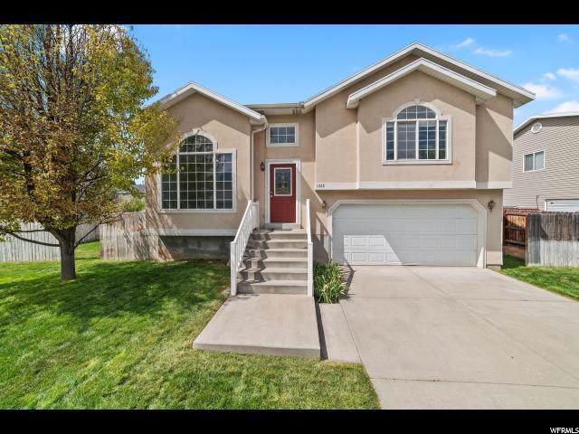 1228 S 820 W, Provo, UT 84601 (#1629941) :: Red Sign Team