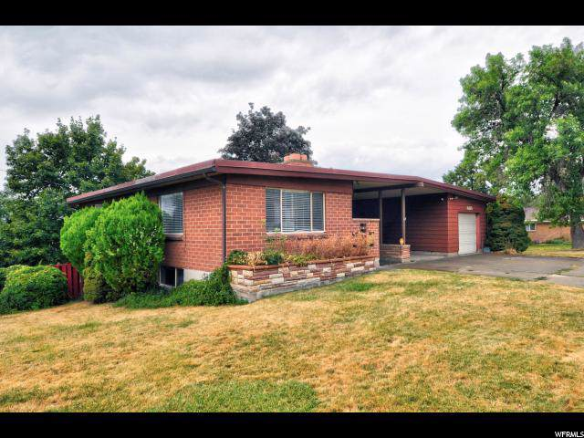 4478 S Peach Street E, Holladay, UT 84117 (#1629949) :: Colemere Realty Associates