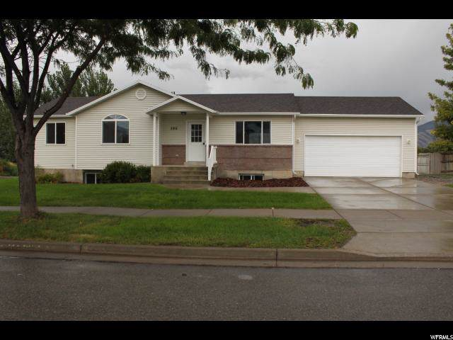 386 N 1025 W, Hyrum, UT 84319 (#1629950) :: RE/MAX Equity