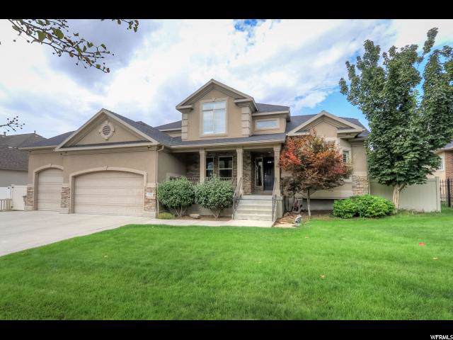 11762 S Silver Spur Ln, Draper, UT 84020 (#1629954) :: The Fields Team