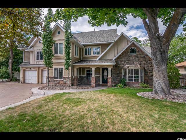 267 N 300 E, Bountiful, UT 84010 (#1629959) :: Bustos Real Estate | Keller Williams Utah Realtors