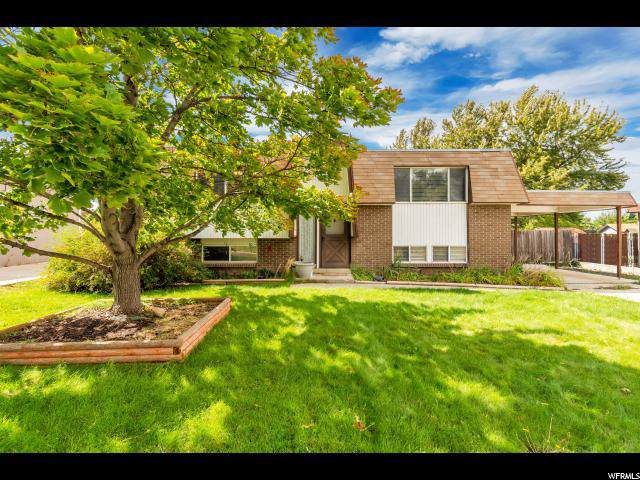 1152 E Turquoise Way S, Sandy, UT 84094 (#1629963) :: Doxey Real Estate Group