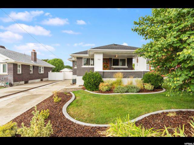 759 E 1700 S, Salt Lake City, UT 84105 (#1630005) :: Doxey Real Estate Group