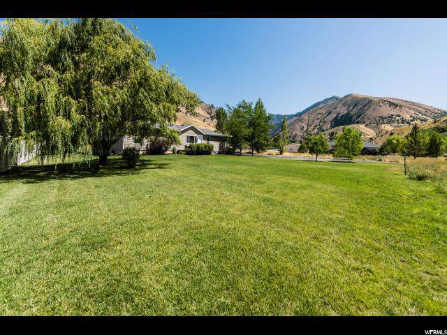5737 Hollow Rd, Nibley, UT 84321 (#1630034) :: Colemere Realty Associates