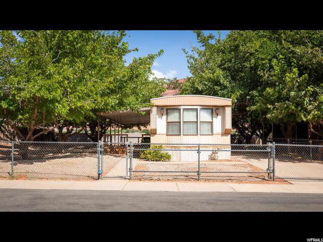 55 E 420 S, Ivins, UT 84738 (#1630051) :: Exit Realty Success