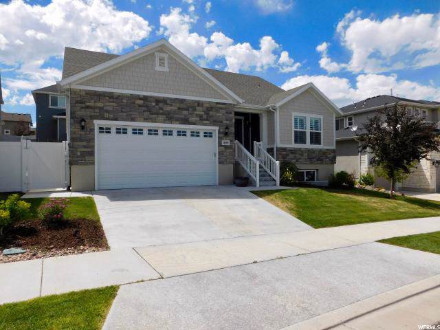 14482 S River Chase W, Herriman, UT 84096 (#1630059) :: Doxey Real Estate Group