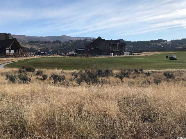 648 N Haystack Mountain Dr (Lot 337), Heber City, UT 84032 (#1630114) :: Colemere Realty Associates