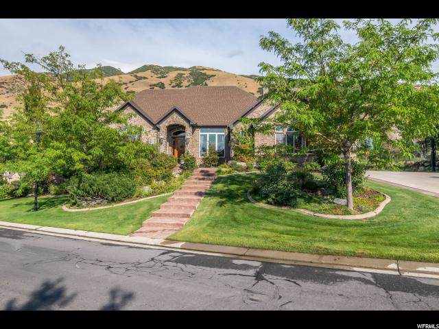 13381 S Tuscalee Way, Draper, UT 84020 (#1630118) :: Big Key Real Estate