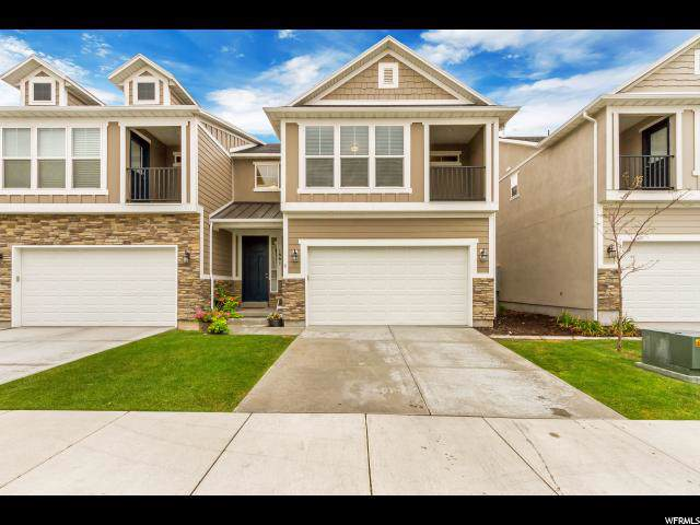 1661 N Apache Rd, Saratoga Springs, UT 84045 (#1630120) :: Colemere Realty Associates
